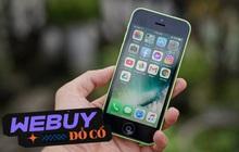 2021 rồi, muốn mua iPhone 5C vẫn tốn gần 1 triệu, liệu có đáng không?