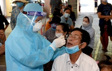 Nghệ An: Hơn 3.000 người dân khu vực phong tỏa âm tính lần 1 với SARS-CoV-2
