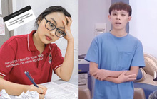 """Bằng tuổi, Phương Mỹ Chi ôn thi tốt nghiệp """"bục mặt"""", Hồ Văn Cường phải đi giải quyết scandal, thời gian đâu học?"""