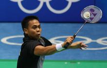 Huyền thoại cầu lông Indonesia ra đi ở tuổi 36 khi đang tập luyện trên chính sân cầu lông