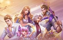 Game thủ Liên Quân Mobile được nhận miễn phí 8 skin trong sự kiện mới, cách thức nhận quà FREE cũng rất đơn giản