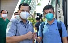 Đội phản ứng nhanh của bệnh viện Chợ Rẫy hoàn thành nhiệm vụ chống dịch tại Bắc Giang, trở về TP.HCM
