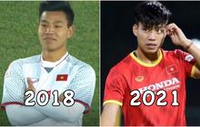 Văn Thanh dạo này điển trai ghê, so với hồi U23 Việt Nam đúng là lột xác!