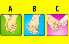 """Quiz: Bạn cùng nửa kia thường nắm tay theo cách nào? Check nhanh để """"bắt mạch"""" mối quan hệ hiện tại và cả những vấn đề cần khắc phục"""