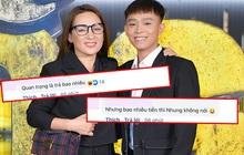 """Phi Nhung hẹn Hồ Văn Cường thi đại học xong sẽ trả tiền, netizen phản ứng: """"Quan trọng là trả bao nhiêu?"""""""