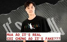 """Chủ tịch Văn Toàn bị làm giả áo in hình cú ngã thần thánh, hàng """"pha ke"""" hét giá còn cao hơn cả đồ thật"""