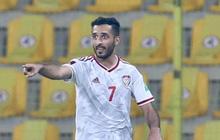 """Cập nhật BXH đội nhì vòng loại World Cup 2022: UAE bị dồn vào """"cửa tử"""" trước giờ đấu Việt Nam"""