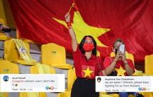 Người hâm mộ Đông Nam Á chúc mừng thành tích lịch sử của đội tuyển Việt Nam