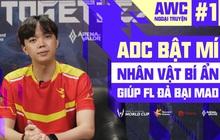 """ADC tiết lộ có """"cao nhân"""" giúp Team Flash đánh bại MAD Team tại Chung kết AWC 2019, cộng đồng mạng lập tức réo tên một thần rừng?"""