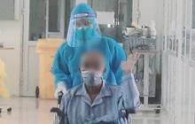 Bệnh nhân COVID-19 từng nguy kịch tại Bệnh viện Bệnh nhiệt đới Trung ương được xuất viện