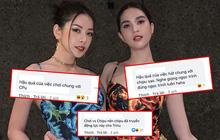 """Netizen phản ứng khi Ngọc Trinh chính thức lấn sân làm ca sĩ: """"Hậu quả của việc hát chung với Chi Pu phải không?"""""""