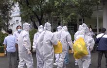 TP.HCM: 23.000 người tại khu công nghiệp Vĩnh Lộc được lấy mẫu xét nghiệm khẩn cấp