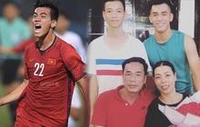 """Tuổi thơ xót xa của cầu thủ Tiến Linh: Xa mẹ từ nhỏ, ngày gặp lại chỉ gọi bằng """"cô"""""""