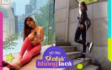 """Lee Da Hae chia sẻ phương pháp """"leo cầu thang"""" giúp thon gọn mông rất nhanh, có người đã thử và giảm được 21kg chỉ sau 3 tuần"""
