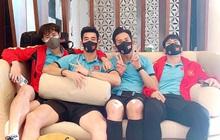 """Cập nhật: Dàn nam thần của đội tuyển đã về nước, Tiến Linh up ảnh """"Hello Việt Nam!"""", Văn Đức """"so deep"""""""