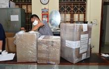 Triệt phá đường dây ma túy tổng hợp lớn nhất từ Châu Âu về Việt Nam qua đường hàng không