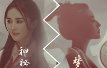 """Dương Mịch bị """"tố"""" đạo nhái poster xinh nức nở của Lưu Diệc Phi, còn lộ góc nghiêng đầy khuyết điểm kém xa """"đối thủ""""?"""