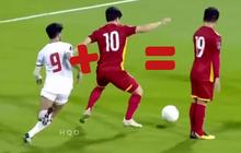 """Cầu thủ Quang Hải đứng im bất động trở thành meme ảnh chế, tụi học trò cuối cấp nhìn vào lại thấy """"sợ"""" 1 điều?"""