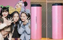 """Xôn xao bình nước Starbucks phiên bản BLACKPINK với màu hồng siêu xinh, netizen chưa gì đã lo bị """"thổi giá"""" lên 20 triệu rồi!"""