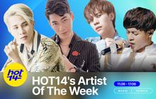 K-ICM tiến thẳng top 3, đánh bại Quang Hùng MasterD để giành lấy vị trí Á quân HOT14's Artist Of The Week?