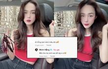 Nhan sắc khác lạ khiến netizen nghi sửa mũi, Minh Hằng lên tiếng khẳng định chắc nịch bằng 1 câu!