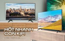 """3 mẫu tivi đang được giảm giá đến 40%, không """"chốt đơn"""" bây giờ thì đợi đến bao giờ?"""
