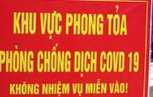 Đồng Nai phong tỏa 2 khu chợ ở thành phố Biên Hòa