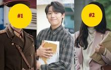 """7 nhân vật phim Hàn fan muốn ở cùng nếu bị mắc kẹt trên hoang đảo: """"Bạn gái Song Joong Ki"""" bất ngờ lọt top, hạng 1 khó ai tranh được với Son Ye Jin"""