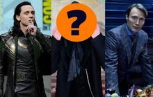 """Dân mạng gọi tên hội phản diện siêu cấp đẹp trai: Loki """"chúa lươn"""" cũng khó mà so với mỹ nam Voldemort sắp debut!"""