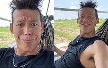 """""""Ông chú"""" Tấn Trường hồi sắp giải nghệ: Da đen nhẻm, biểu cảm hề hước không hổ danh """"vựa muối"""" mới của tuyển Việt Nam"""