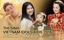 """Nhìn lại Hồ Văn Cường và dàn thí sinh Vietnam Idol Kids 2016: Người dính thị phi, người thành hot boy, kẻ lại """"mất hút"""""""