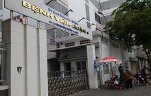 ẢNH: Bệnh viện quận 4 tạm ngừng tiếp nhận bệnh nhân do phát hiện ca dương tính SARS-CoV-2 từng đến chữa trị