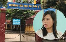 """NÓNG: Đang công bố kết luận thanh tra vụ cô giáo tố bị """"trù dập"""" ở Quốc Oai - Hà Nội"""