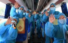 Đoàn y bác sĩ Quảng Ninh hoàn thành nhiệm vụ chi viện cho tâm dịch Bắc Giang, nhận bằng khen của Thủ tướng Chính phủ