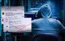"""""""Sờ gáy"""" nhóm hacker tấn công Báo điện tử VOV"""