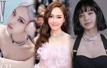 """BXH vòng cổ đắt """"cắt cổ"""" của idol: Vòng của  Rosé tưởng đắt nhất ai dè vẫn kém nữ nhân này!"""