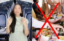 Xôn xao cựu tiếp viên hàng không có tiết lộ chấn động: Nước trên máy bay gây tiêu chảy, chăn đắp bị khách thấm nước tiểu