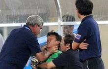"""Tấn Trường cùng """"vết sẹo"""" về ký ức SEA Games 2009"""