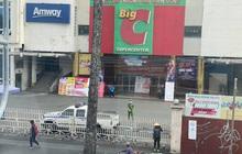 Người dân đang mua sắm thì siêu thị Big C quận 10 bất ngờ phong toả vì một ca dương tính từng đến đây