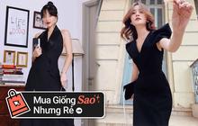 """Khánh Linh sang chảnh với """"váy thư ký"""" 2 triệu của Zara, bonus thêm cho bạn vài mẫu tương tự mà rẻ hơn nhiều"""