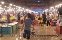 Phát hiện 1 ca dương tính với SARS-CoV-2 làm việc tại chợ đầu mối Bình Điền