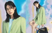 """Dụi mắt nhìn không ra Lee Dong Wook: Tóc dài tha thướt nhưng """"dìm"""" sạch visual, tưởng cô nào chứ còn đâu nam thần Goblin"""