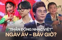 """Những """"thần đồng nhạc Việt"""" một thời: Người trở thành thầy giáo, kẻ vùng vẫy thoát khỏi ánh hào quang năm xưa"""