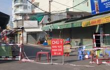 TP.HCM: Phong tỏa một phần chợ Cây Sộp ở quận 12, cách ly 34 hộ dân vì có ca F0