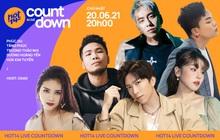 """HOT14 Live COUNTDOWN công bố dàn line-up """"đỉnh của chóp"""" hứa hẹn đem đến những special stage chất lượng cao"""