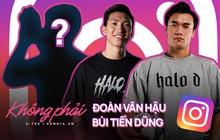 Không phải Đoàn Văn Hậu, Quang Hải hay Bùi Tiến Dũng, cầu thủ Việt có nhiều người theo dõi nhất trên Instagram là ai?