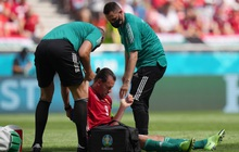 [Trực tiếp Euro 2020] Hungary 0-0 Pháp: Đội trưởng của Hungary bất ngờ đổ gục xuống sân