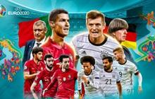 Trực tiếp Đức vs Bồ Đào Nha: Ronaldo hạ bệ kỷ lục của huyền thoại Đức?