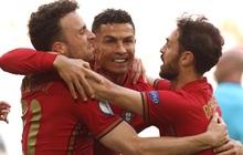 Trực tiếp Đức 0-1 Bồ Đào Nha (H1): Ronaldo san bằng kỷ lục dễ như ăn kẹo