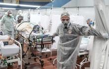 Số người chết do Covid-19 ở Brazil vượt ngưỡng 500.000